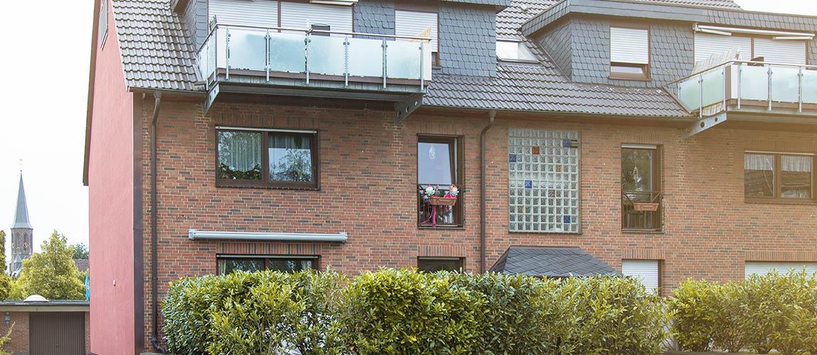 Frisch saniertes Mehrfamilienhaus in Neuss